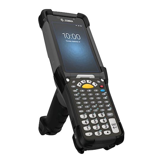 Zebra handheld smart device